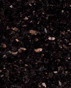 Black Golden Galaxy Granite