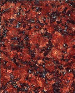 Gem Red Granite India