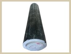 Green Marble Pillar