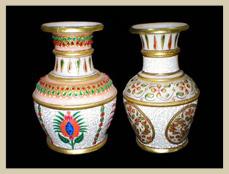 Marble Vase Handicrafts